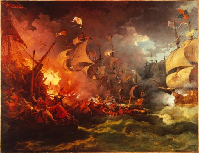 The sinking of the Spanish Armada broke Spain's monopoly of the New World, held since the time of Columbus, and opened up a rush of European countries staking their claims in North America.