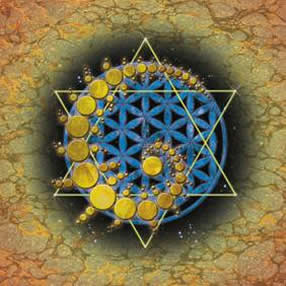 Divine Awakening Arcturian Geometry by John Paul Polk