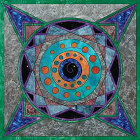 Inner Knowing Arcturian Geometry by John Paul Polk