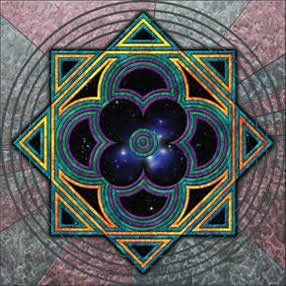 Stamina Arcturian Geometry by John Paul Polk