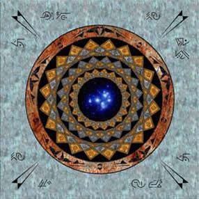 Star Gate Arcturian Geometry by John Paul Polk