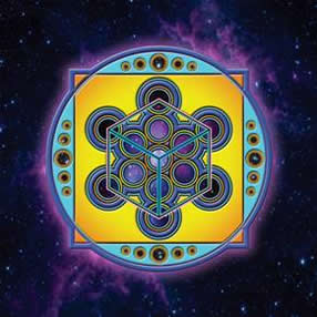 Telepathy Arcturian Geometry by John Paul Polk