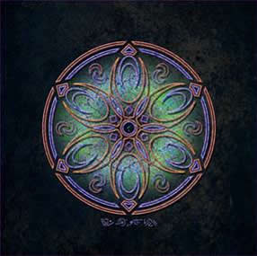 Tranquility Arcturian Geometry by John Paul Polk