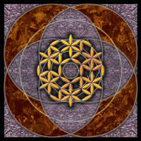 Unity Arcturian Geometry by John Paul Polk
